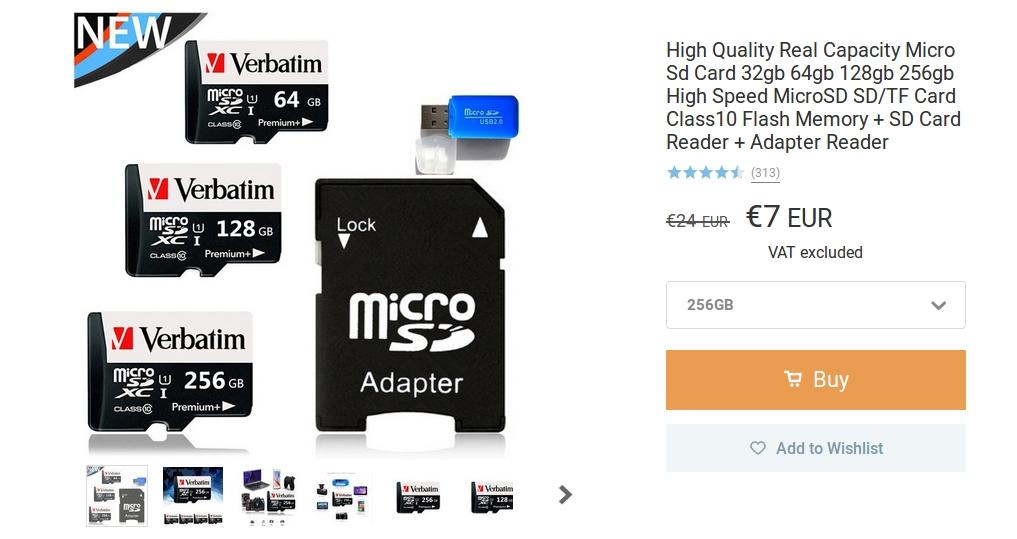 Sd Karte Micro.No Name Micro Sd Xc Schnappchen Oder Risiko Sd Karten
