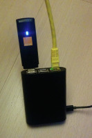 Huawei E1750 HSPA USB Modem am Raspberry anschließen - USB