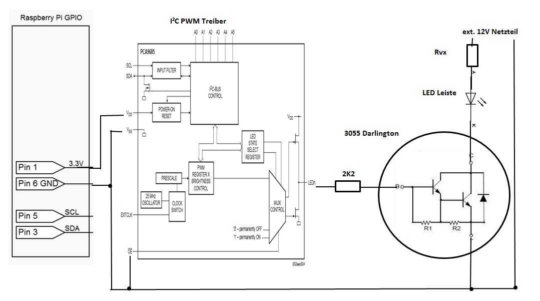 gro phillips treiber schaltplan led ideen die besten elektrischen schaltplan ideen. Black Bedroom Furniture Sets. Home Design Ideas